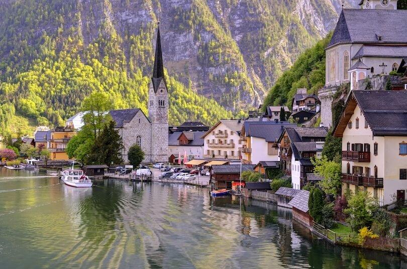 visit in Austria