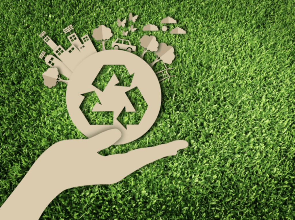 Buy Recycled Products