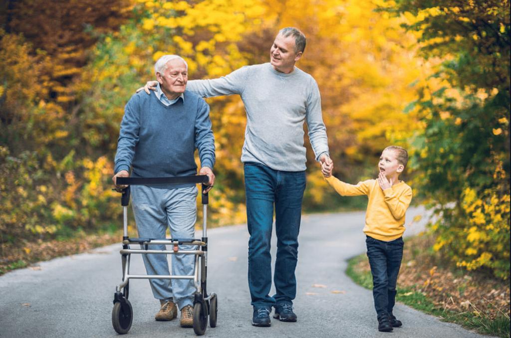 Help Your Elderly Parents