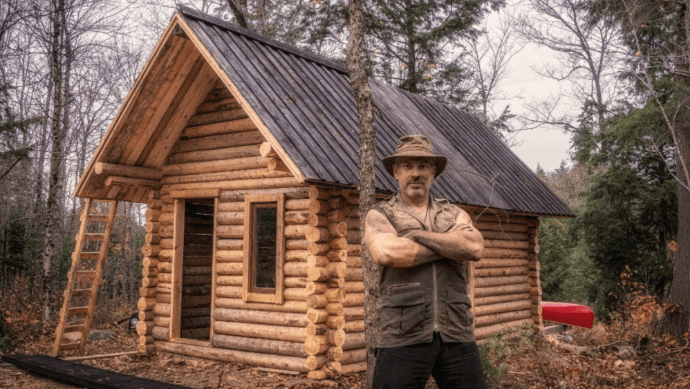 Own Cabin in the Woods