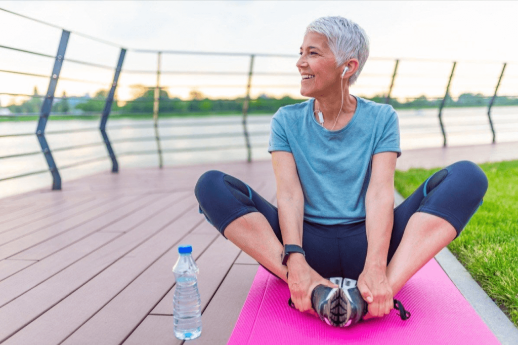 stay active after you reach 50